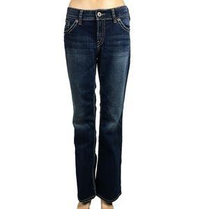 Silver Women's Jeans Suki Surplus